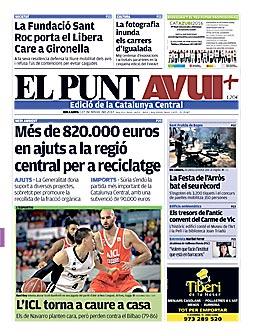 El Punt Avui Catalunya Central