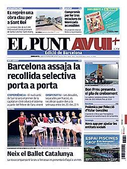 El Punt Avui Barcelona