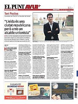 El Punt Avui Lleida