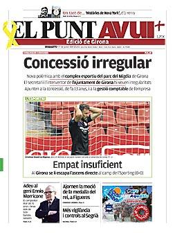 El Punt Avui Girona